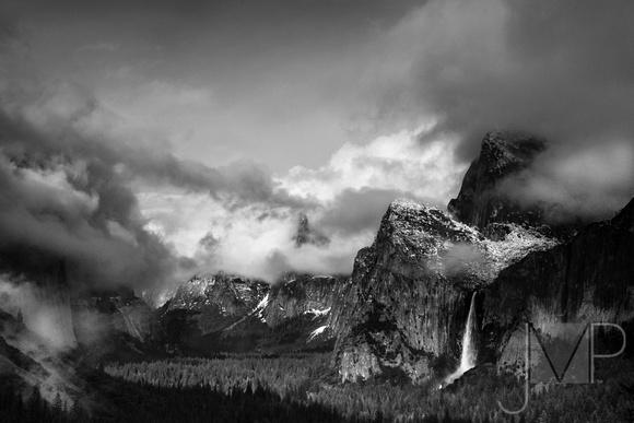 Gathering Storm, Yosemite