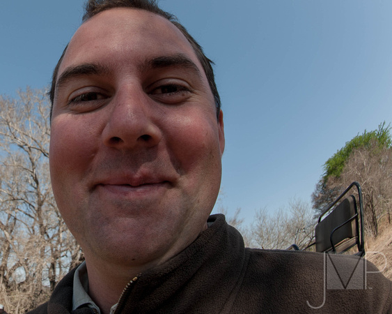 Facial Distortion with Fisheye