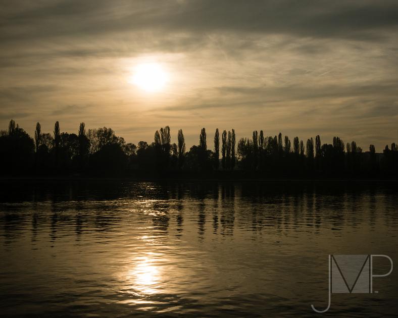 Sunrise, Budapest