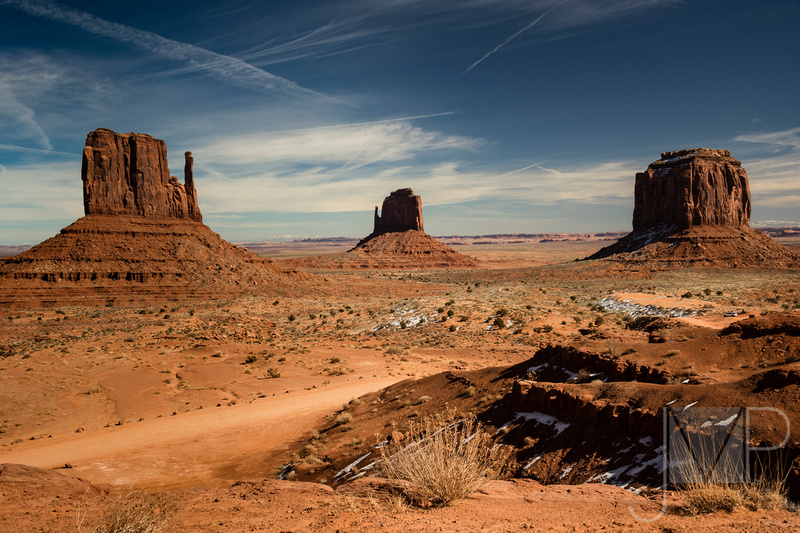 Monument Valley entrance