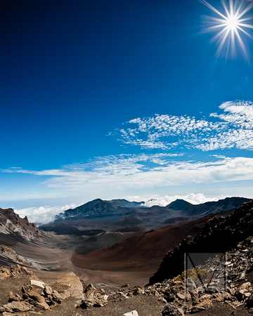 Haleakala Sunburst
