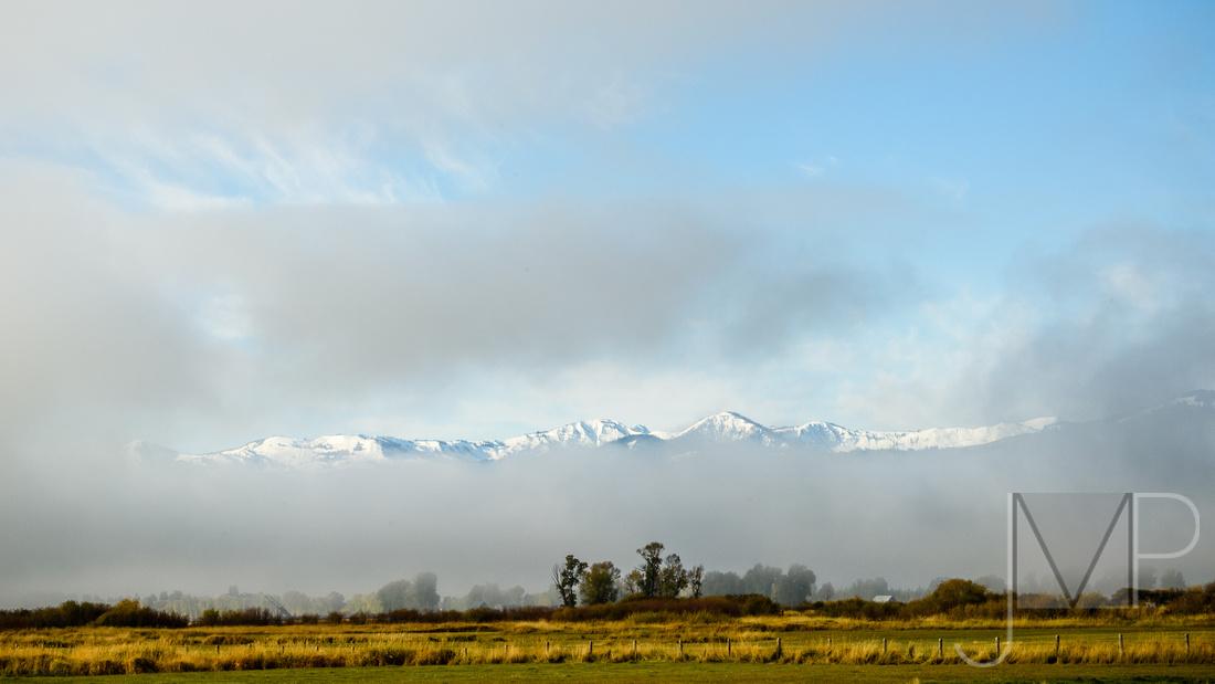 Morning Fog Tetons 3