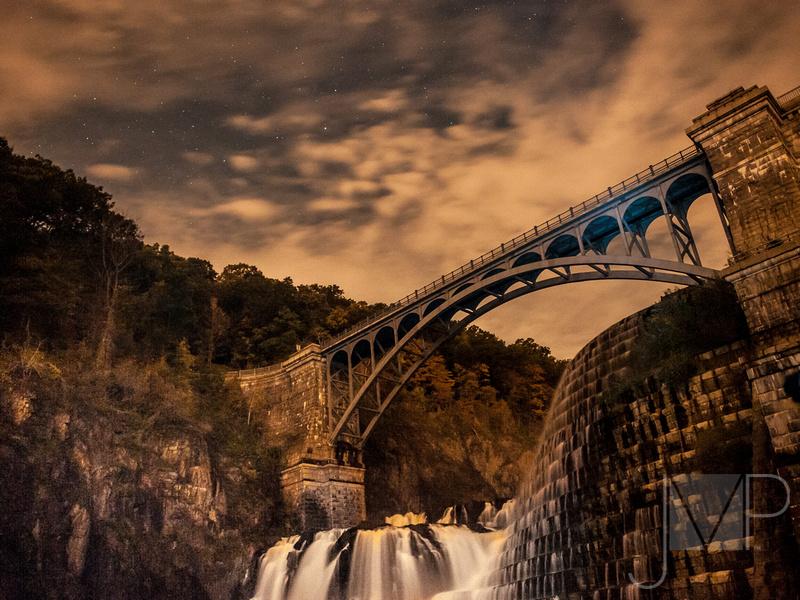 Night at Croton Dam