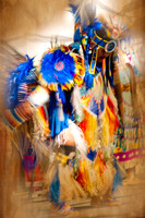 Pow Wow Dancer 1